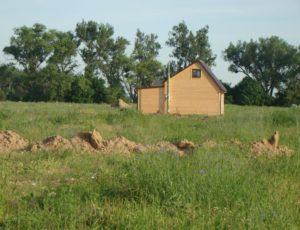 Во-первых, необходим земельный участок, следовательно, необходимо выбрать, где Ваш дом будет стоять
